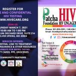 HIVE Outreach- March 2021