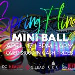Spring Fling Mini Ball – April 17, 2021